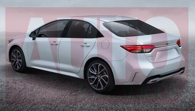 Toyota Corolla sedan 2019 diperkenal di China 16 Nov Image #886781