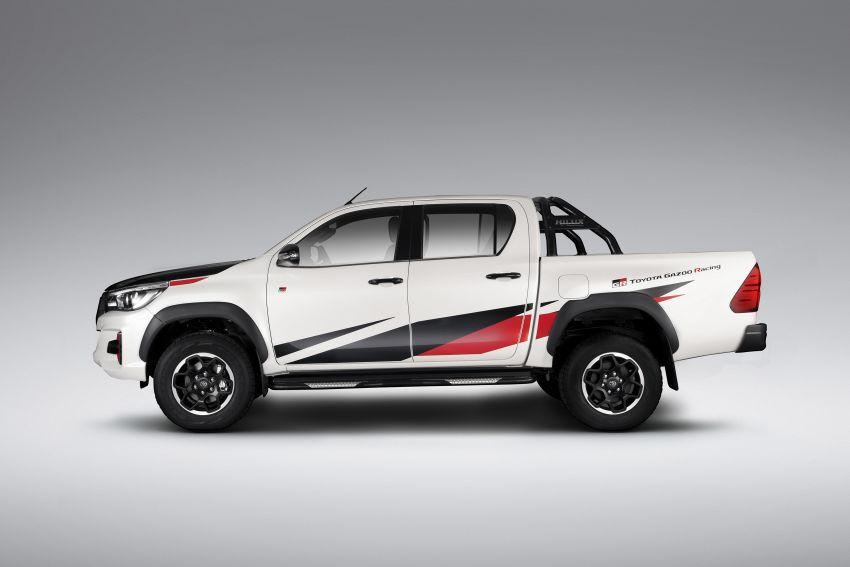 Toyota Hilux GR Sport unveiled at Sao Paulo show Image #884699