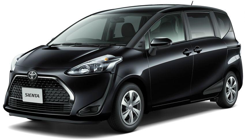 Toyota Sienta facelift 6 Image #894476