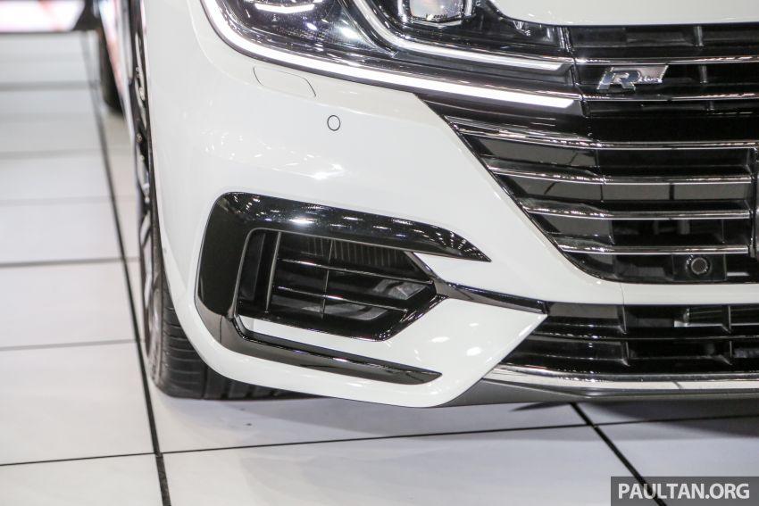 <em>paultan.org</em> PACE 2018: Volkswagen Arteon previewed Image #882943