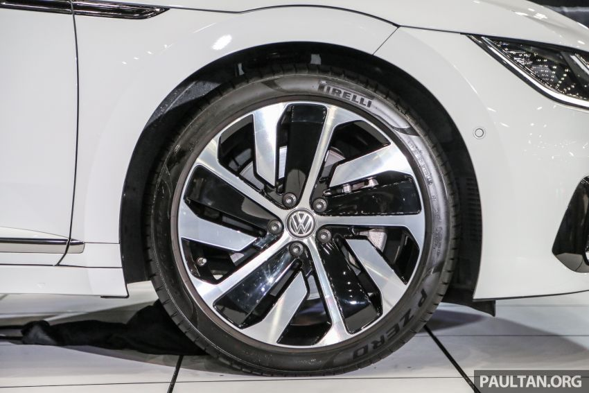 <em>paultan.org</em> PACE 2018: Volkswagen Arteon previewed Image #882946