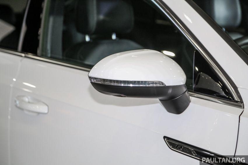 <em>paultan.org</em> PACE 2018: Volkswagen Arteon previewed Image #882947