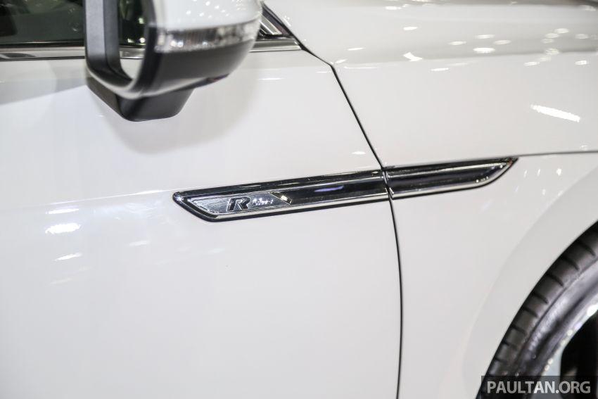 <em>paultan.org</em> PACE 2018: Volkswagen Arteon previewed Image #882949
