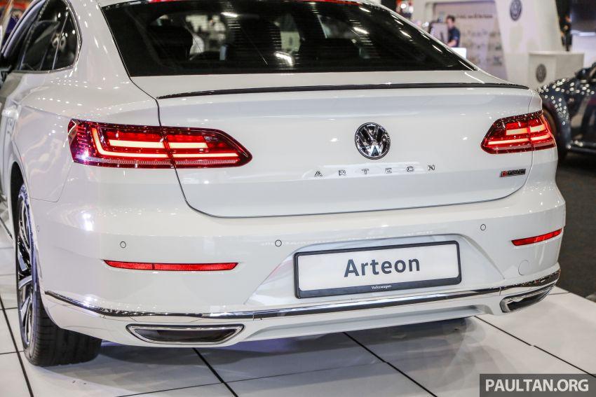 <em>paultan.org</em> PACE 2018: Volkswagen Arteon previewed Image #882953