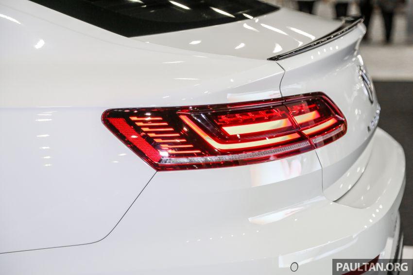 <em>paultan.org</em> PACE 2018: Volkswagen Arteon previewed Image #882955