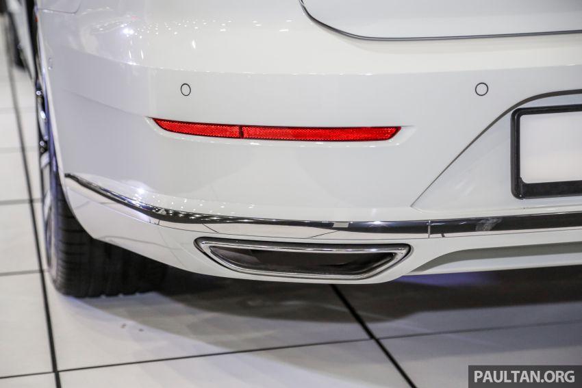 <em>paultan.org</em> PACE 2018: Volkswagen Arteon previewed Image #882956