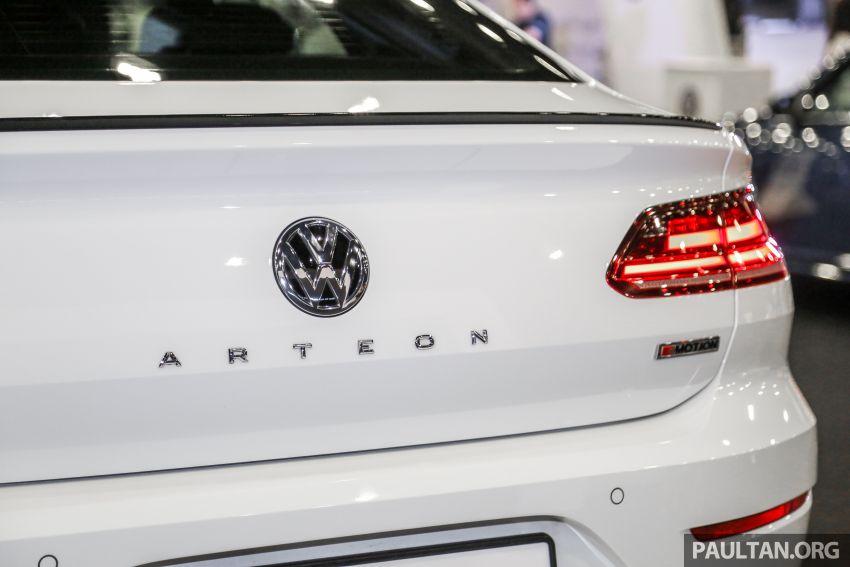 <em>paultan.org</em> PACE 2018: Volkswagen Arteon previewed Image #882957