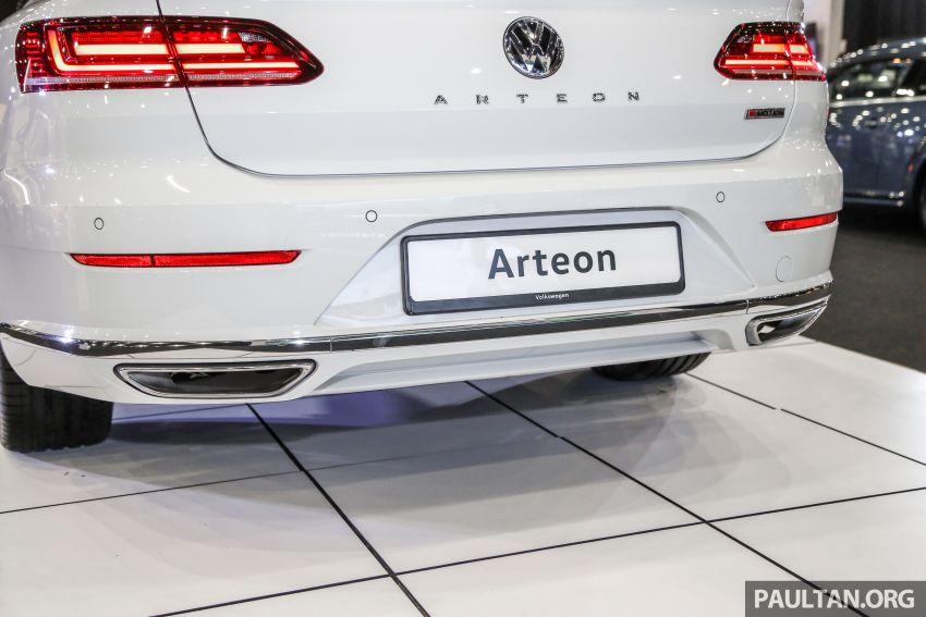 <em>paultan.org</em> PACE 2018: Volkswagen Arteon previewed Image #882958