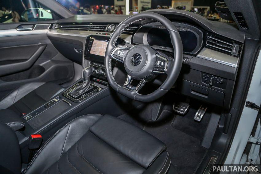 <em>paultan.org</em> PACE 2018: Volkswagen Arteon previewed Image #882963