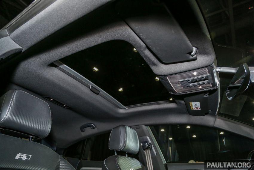 <em>paultan.org</em> PACE 2018: Volkswagen Arteon previewed Image #882978