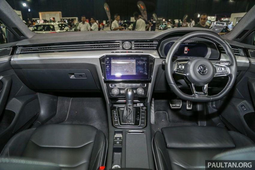 <em>paultan.org</em> PACE 2018: Volkswagen Arteon previewed Image #882964