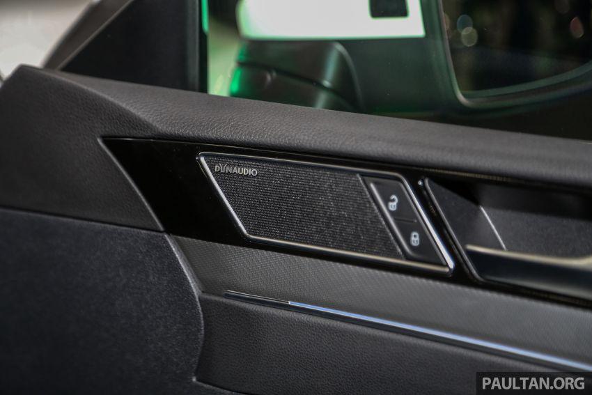<em>paultan.org</em> PACE 2018: Volkswagen Arteon previewed Image #882984