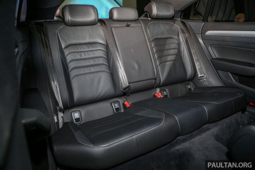 <em>paultan.org</em> PACE 2018: Volkswagen Arteon previewed Image #882993