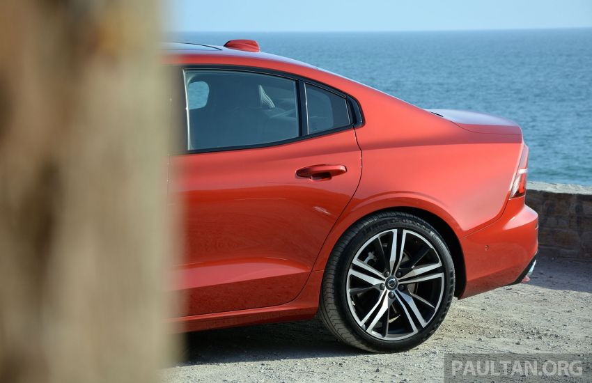 DRIVEN: 2019 Volvo S60 – it's very Swede, very sweet Image #886490