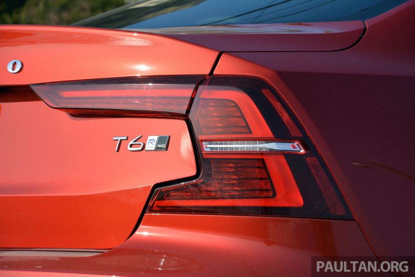 DRIVEN: 2019 Volvo S60 – it's very Swede, very sweet Image #886492