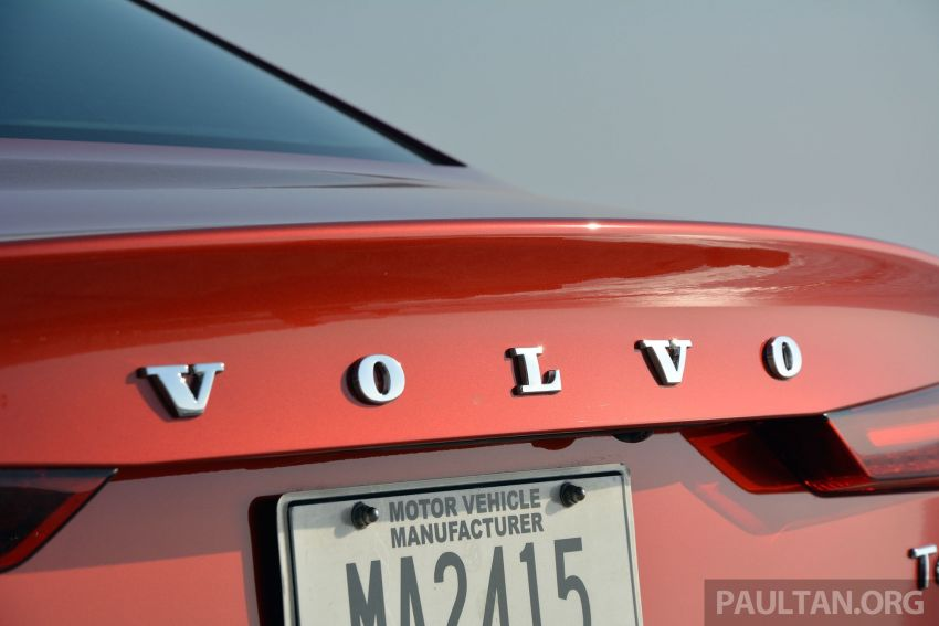 DRIVEN: 2019 Volvo S60 – it's very Swede, very sweet Image #886495