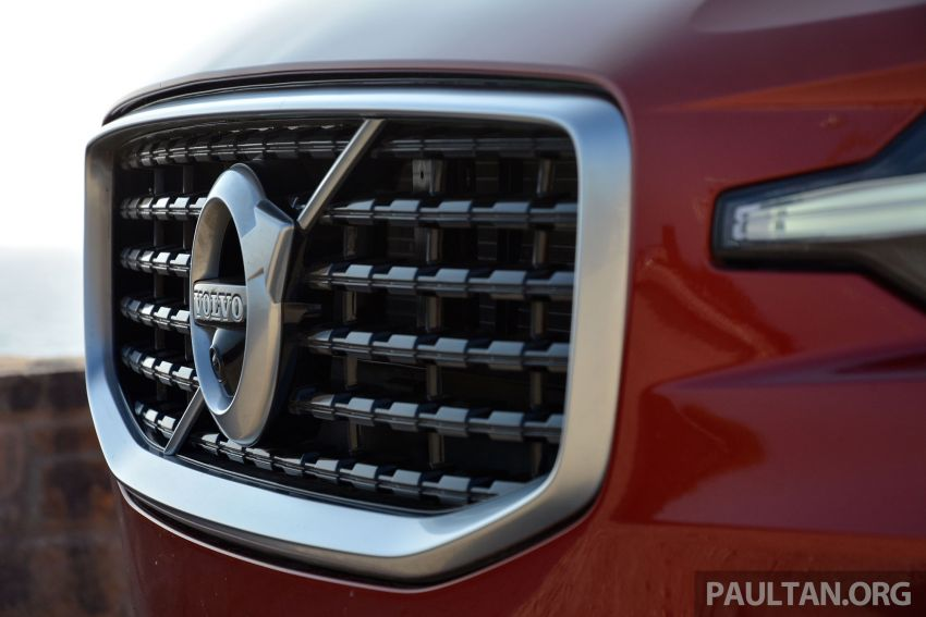 DRIVEN: 2019 Volvo S60 – it's very Swede, very sweet Image #886496