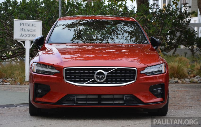 DRIVEN: 2019 Volvo S60 – it's very Swede, very sweet Image #886479