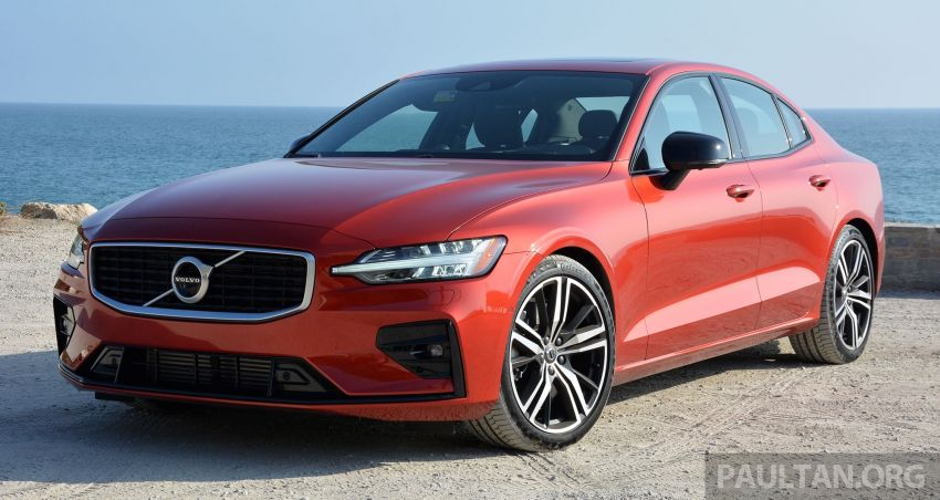 DRIVEN: 2019 Volvo S60 – it's very Swede, very sweet Image #886480