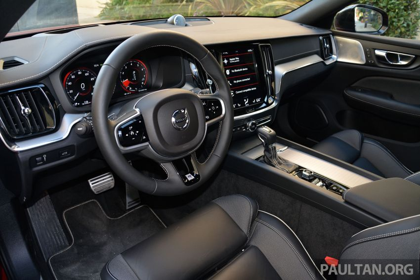 DRIVEN: 2019 Volvo S60 – it's very Swede, very sweet Image #886521