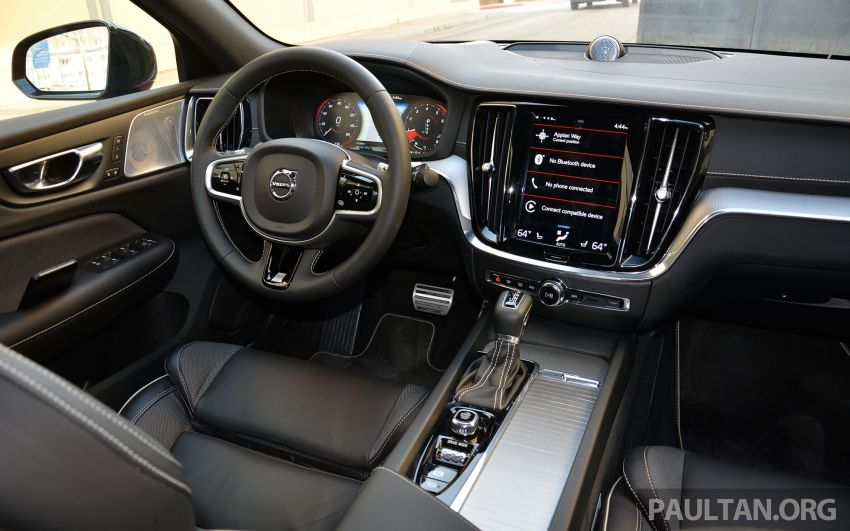 DRIVEN: 2019 Volvo S60 – it's very Swede, very sweet Image #886523