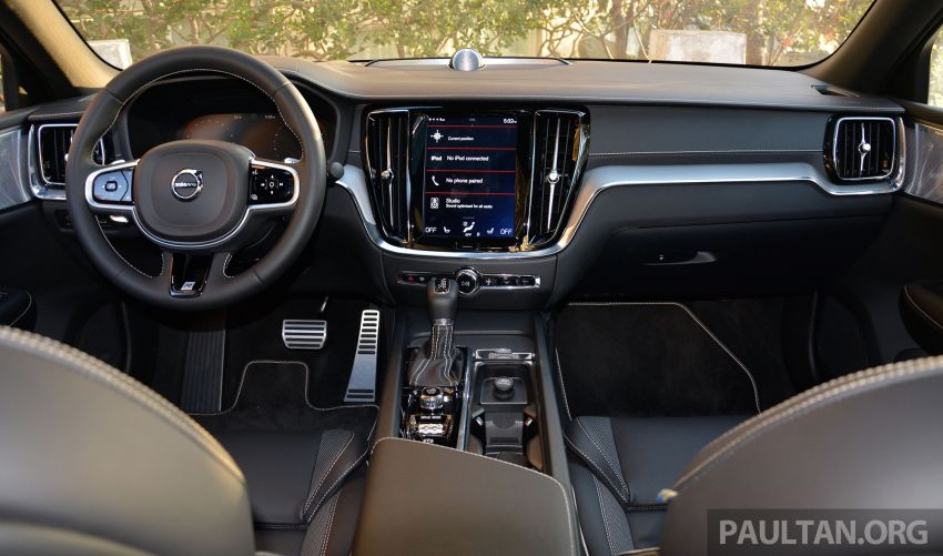 DRIVEN: 2019 Volvo S60 – it's very Swede, very sweet Image #886524