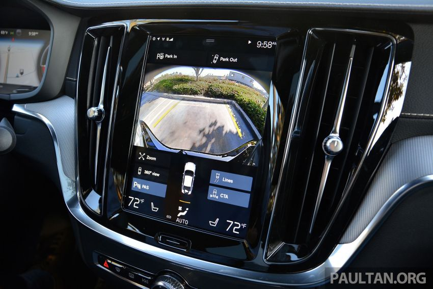 DRIVEN: 2019 Volvo S60 – it's very Swede, very sweet Image #886529
