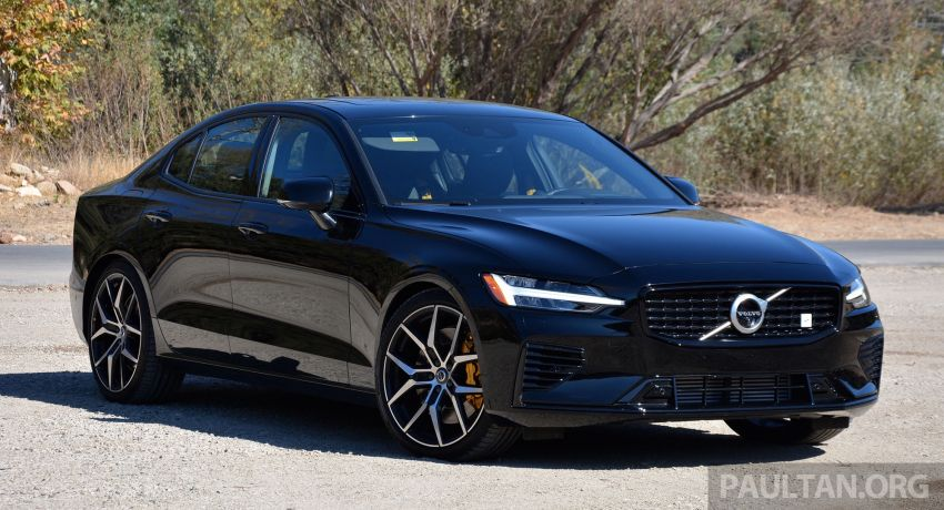 DRIVEN: 2019 Volvo S60 – it's very Swede, very sweet Image #886547