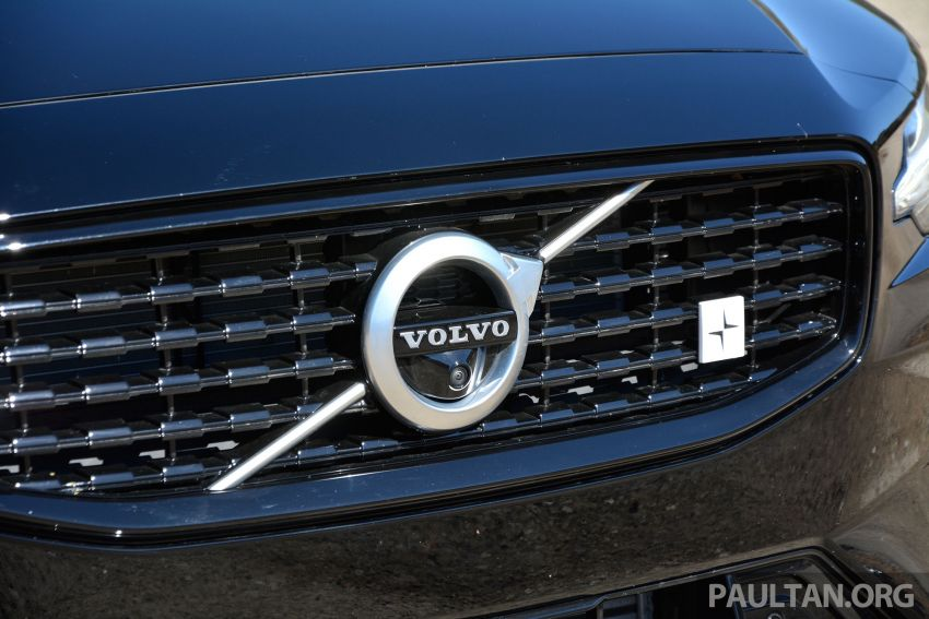 DRIVEN: 2019 Volvo S60 – it's very Swede, very sweet Image #886551