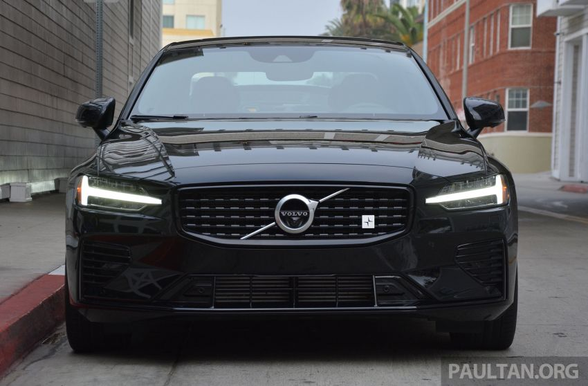 DRIVEN: 2019 Volvo S60 – it's very Swede, very sweet Image #886537