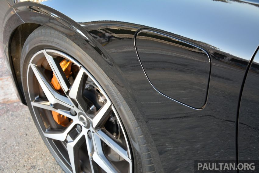 DRIVEN: 2019 Volvo S60 – it's very Swede, very sweet Image #886575