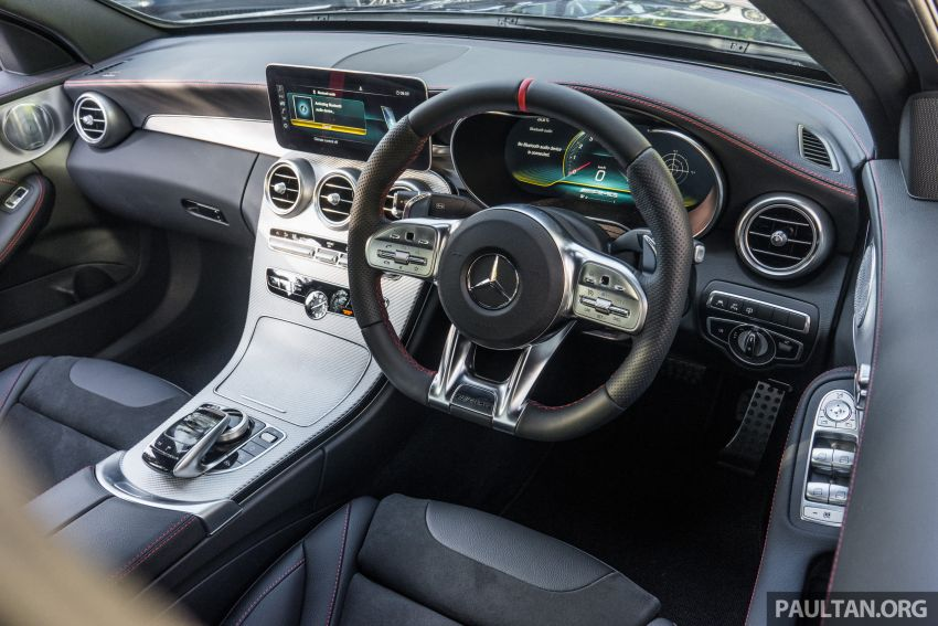 W205 Mercedes-AMG C43 4Matic facelift launched in Malaysia – more power, new styling, RM421,888 Image #883892