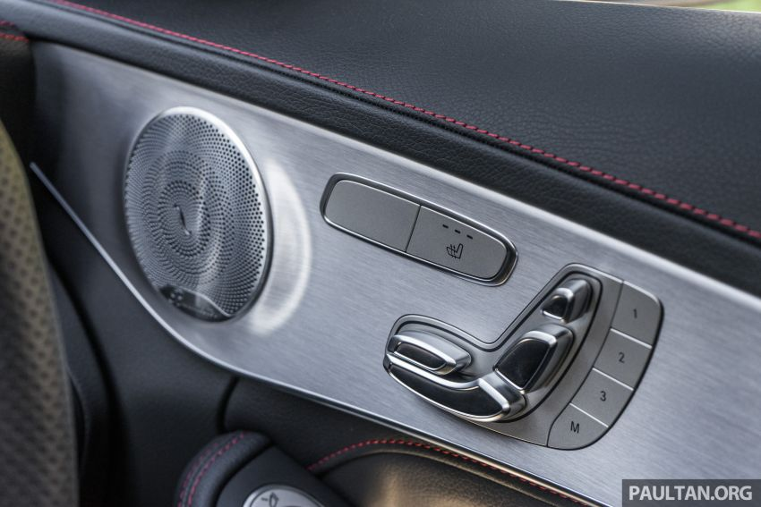 W205 Mercedes-AMG C43 4Matic facelift launched in Malaysia – more power, new styling, RM421,888 Image #883914