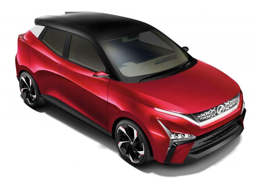 KLIMS18: Perodua X-Concept – P2's future hatchback Image #891776
