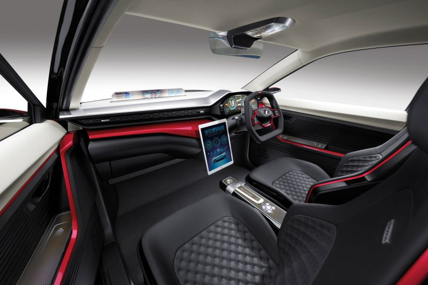KLIMS18: Perodua X-Concept – P2's future hatchback Image #891777