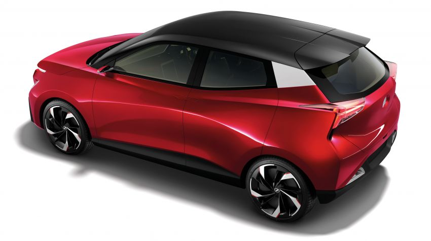 KLIMS18: Perodua X-Concept – P2's future hatchback Image #891773
