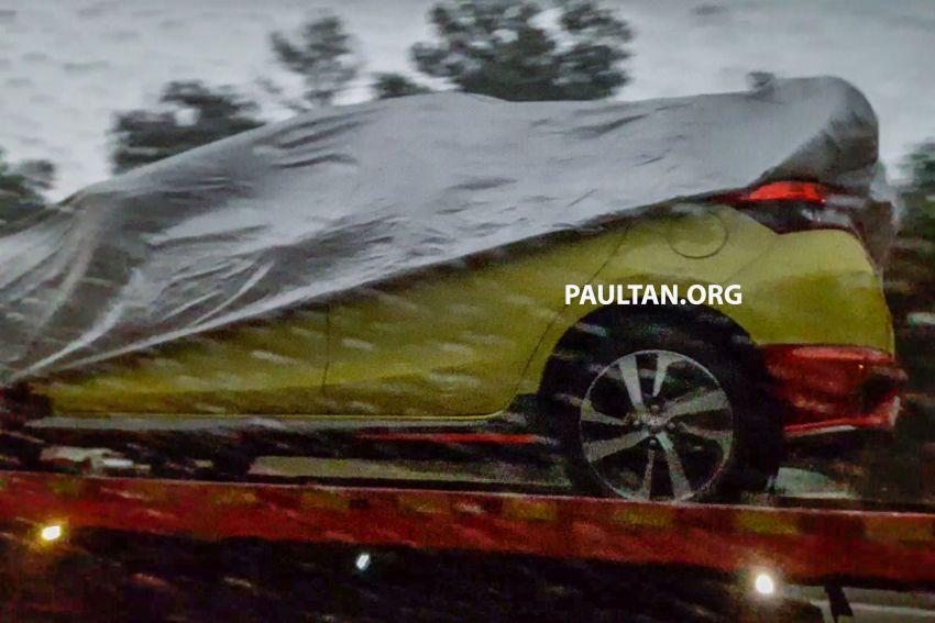 SPYSHOTS: Toyota Yaris in Malaysia – CKD soon? Image #884185