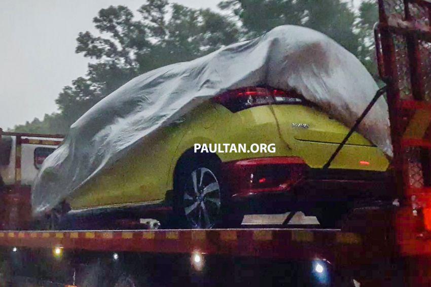 SPYSHOTS: Toyota Yaris in Malaysia – CKD soon? Image #884186