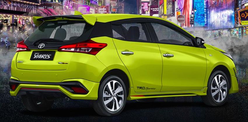 SPYSHOTS: Toyota Yaris in Malaysia – CKD soon? Image #884458