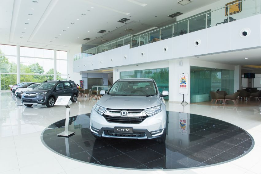 Honda Malaysia opens its 12th dealership in Johor Image #900051