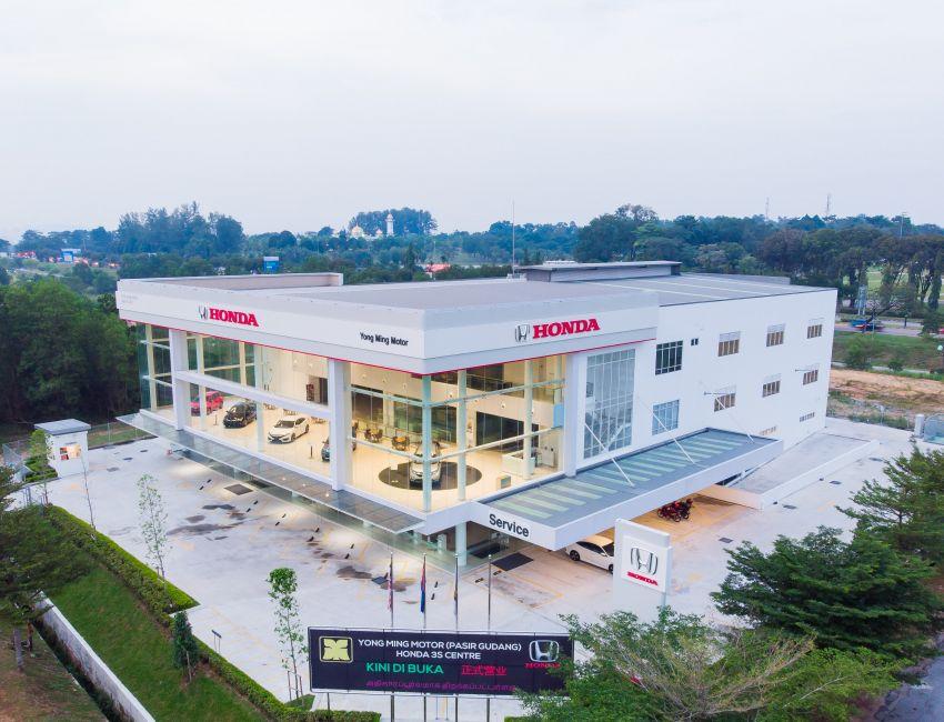 Honda Malaysia opens its 12th dealership in Johor Image #900044