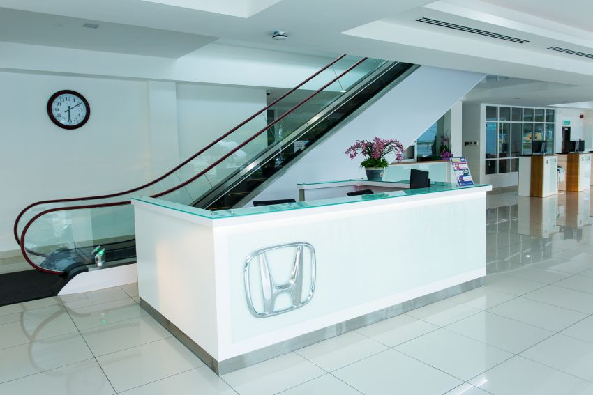 Honda Malaysia opens its 12th dealership in Johor Image #900045