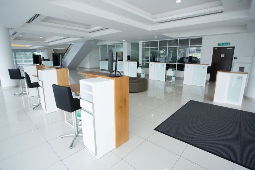 Honda Malaysia opens its 12th dealership in Johor Image #900049