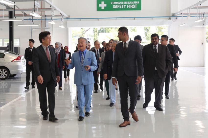 Honda Malaysia opens its 12th dealership in Johor Image #900054