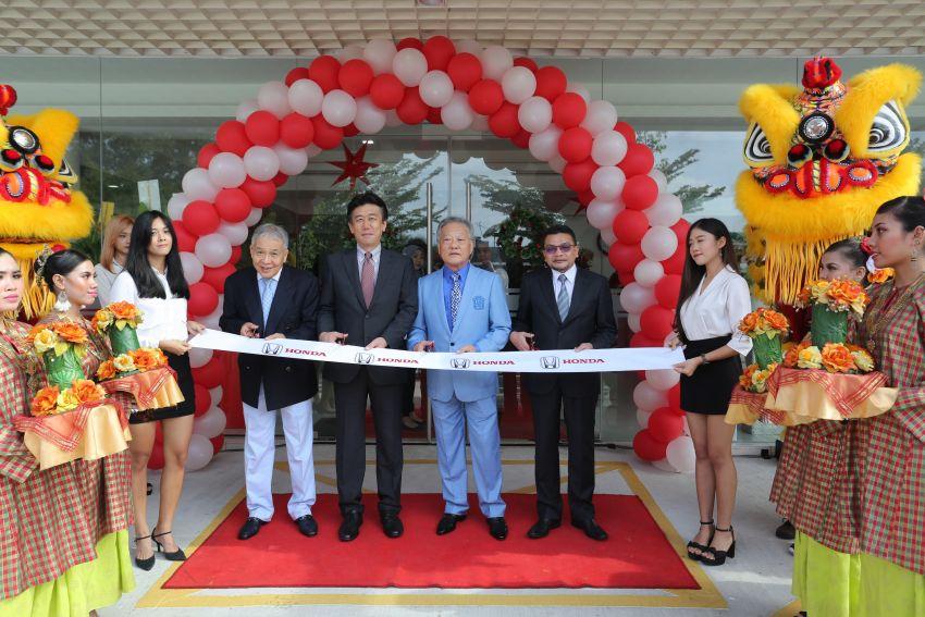 Honda Malaysia opens its 12th dealership in Johor Image #900058