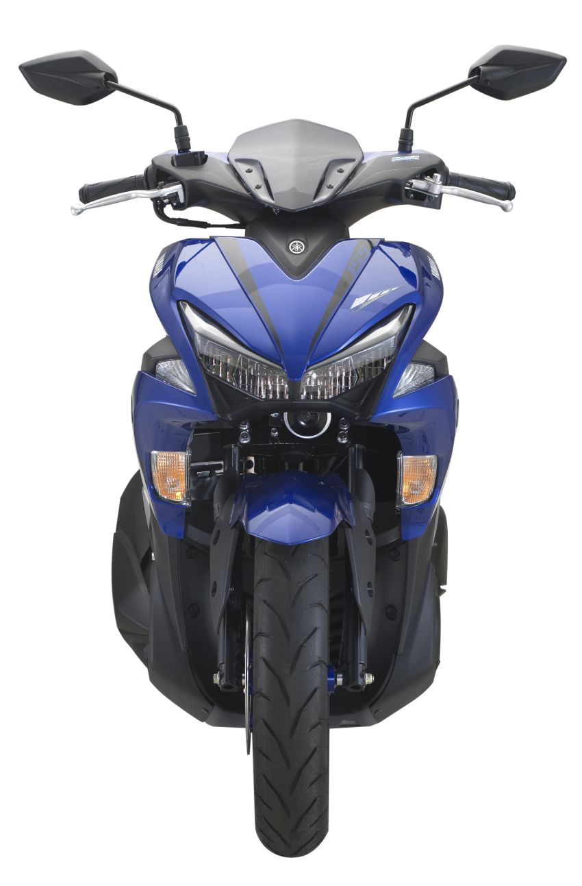 2019 Yamaha NVX in new colours – priced at RM9,988 Image #899480