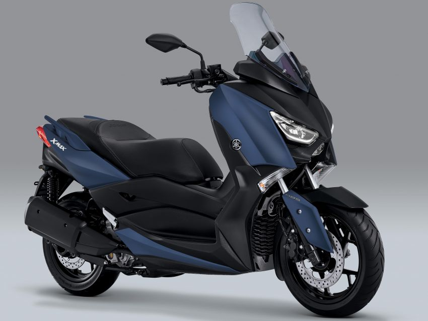 2019 Yamaha X-Max scooter in new colours, RM21,225 Image #904717