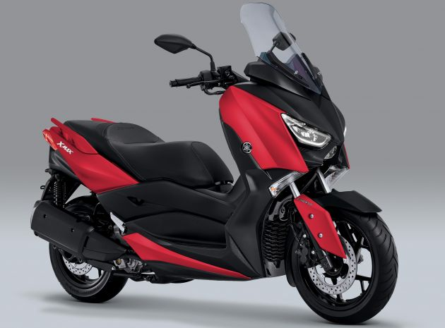 2019 Yamaha X-Max scooter in new colours, RM21,225