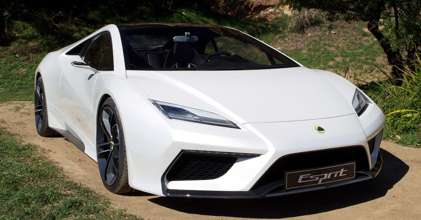 Lotus to produce new RM10 million electric hypercar? Image #899055