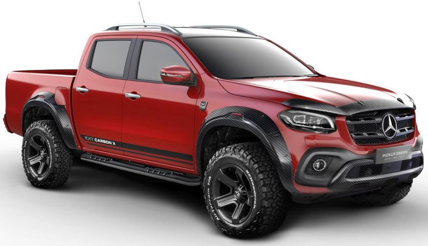 Carlex Design introduces range-topping Exy Yachting conversion kit for Mercedes-Benz X-Class – RM313k! Image #902798